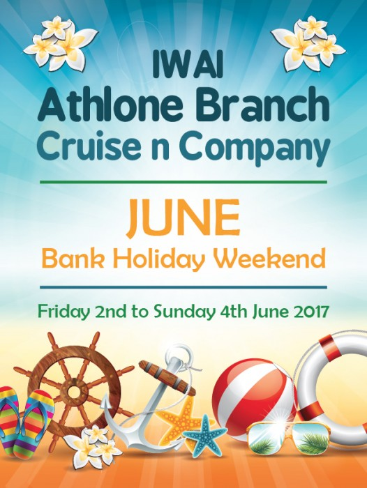 June Bank Holiday Cruise in Company