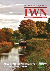 Inland Waterways News, magazine of the IWAI
