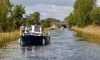 Off to Dublin - Geraldine and Dick Warner on Elsewhere Grand Canal 2012 by Conor Nolan