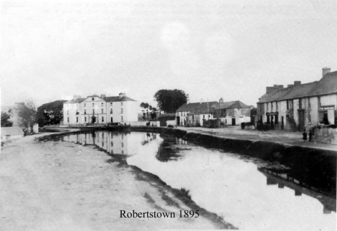 02 View of Roberstown and GCC Hotel in 1895 © Conroy Collection