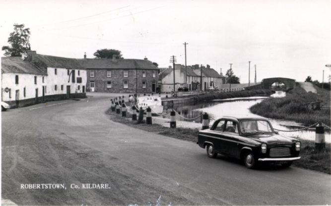 16 View of Robertstown in 1960s © Conroy Collection