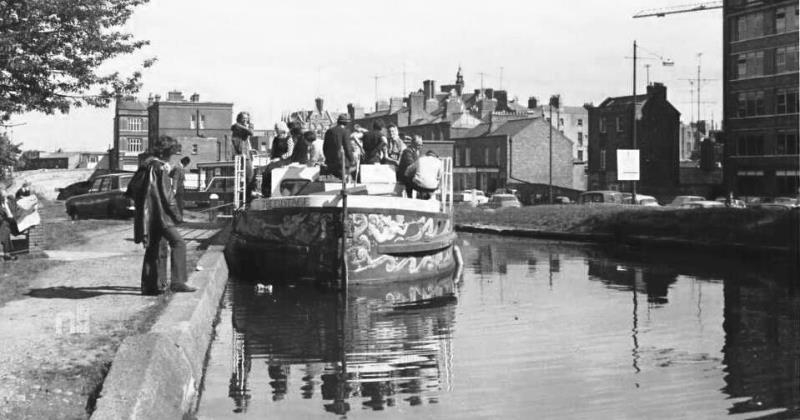 21 The Eustace Robertstown Barge