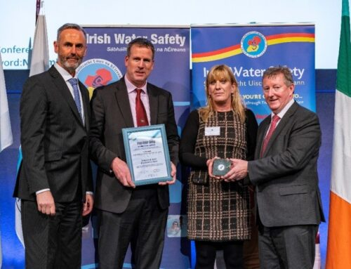 IWAI wins National safety Award