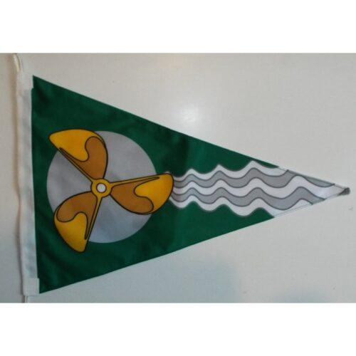 IWAI Powerboat Burgee