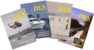 Front Covers of IWN Magazine