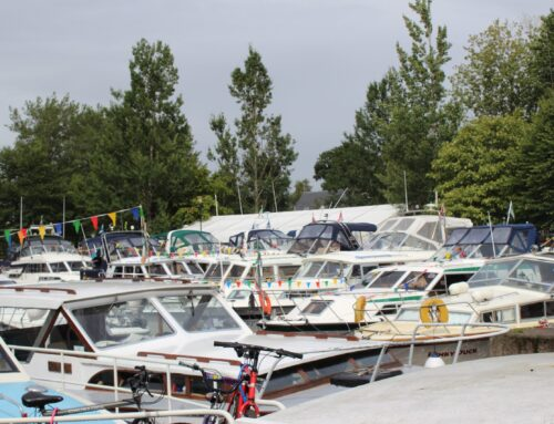 The new normal – the beginning of the boating season